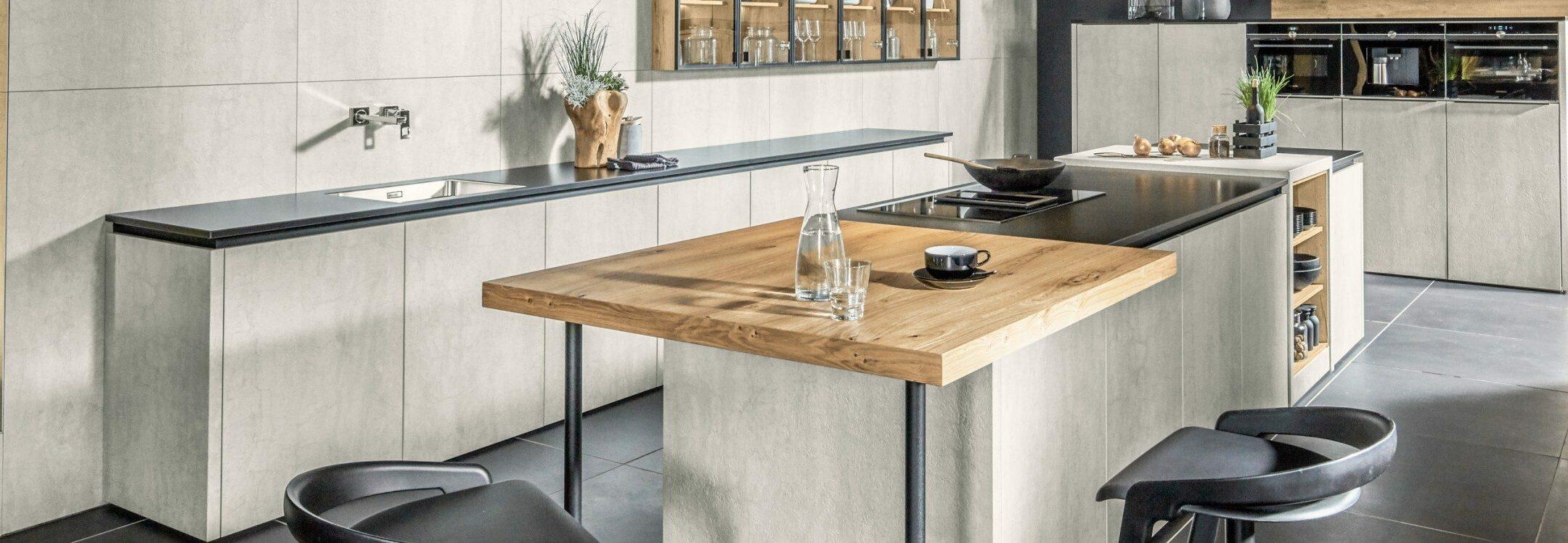 Headerbild Design Küche